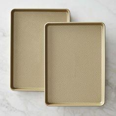 Williams-Sonoma Goldtouch® Nonstick Half Sheet Pan | Williams-Sonoma