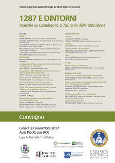 Italia Medievale: 1287 e dintorni. Ricerche su Castelseprio a 730 an...
