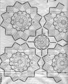 CouchCrochetCrumbs/Anatolian Collections: Crochet Doily Patterns!!
