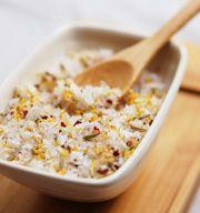 Lemon Fennel Chili Flavored Salt.                                                  ~about.com