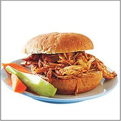Slow-Cooker Barbecue Chicken | MyRecipes.com