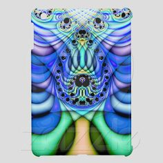 Extra-dimensional Undulations V 5 iPad Mini Case from Bill M. Tracer Studio at Zazzle: http://www.zazzle.com/extra_dimensional_undulations_v_5_ipad_mini_case-256462775449226902  $39.95