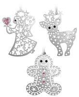 Swarovski Christmas Ornaments Collection  Christmas gifts