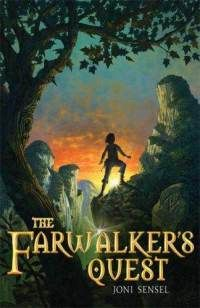 Joni Sensel's Farwalker's Quest series will appeal to kids or adults who love fantasy quests.