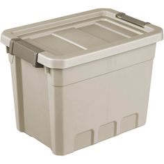 Purchase the Sterilite 7-Gallon Stacker Plastic Storage Bin for less at Walmart.com. Save money. Live better.