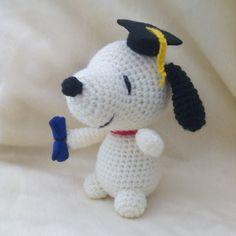 graduation snoopy