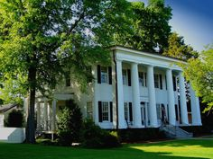 Three Things to do in Madison, Ga. The perfect Southern Town. Photo courtesy of Madison, Georgia CVB