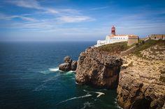 Le cap de Saint-Vincent, tout au bout de l'#Algarve. #Portugal