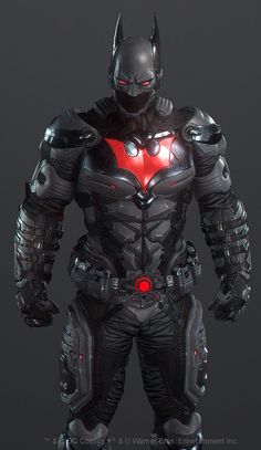Batman Beyond arkham knight