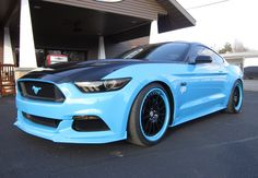 2015 Petty's Garage Mustang GT. Only 143 will be built, 100 Stage 1 versions, and 43 Stage 2.