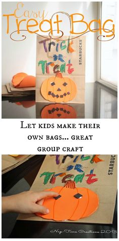 diy halloween treat