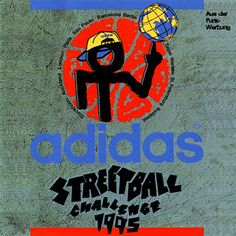 Hip-Hop HQ: V.A. - Adidas Streetball Challenge 1995 [1995]
