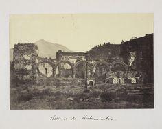 """""""Ruinas de Kalmanalco,"""" Désiré Charnay, 1858"""