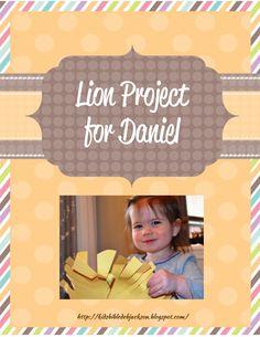 Lion Project for Daniel