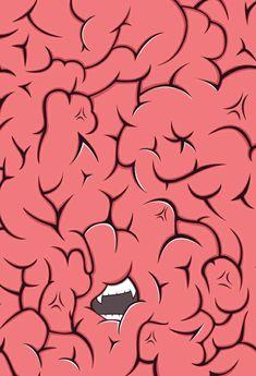 Brain Art - On Behance