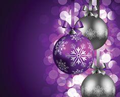 Christmas Purple.Pinterest