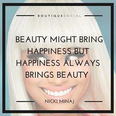 Like if you agree with Nicki Minaj! 💁🏼❤️ #boutiquesocial #nickiminaj #amazing #instalike #instagood #pretty #picoftheday #photooftheday #makeup #mua #makeupartist #love #like #happiness #girl #glam #glamour #fashion #quote #quoteoftheday #colorful #cosmetics #beauty #blogger #bblogger #beautiful