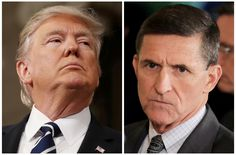 In both the Russia probe and Watergate, key figures pleaded guilty to avoid huge prison sentences.