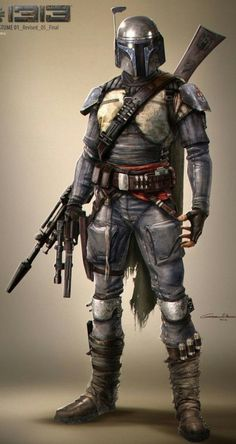 Boba Fett [1313 armor]