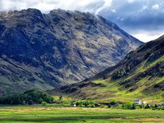 Sgurr a' Choire Ghairbh- Kintail, Scotland. Bob Hamilton Photography.