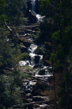 Keppels Falls From Afar by GPNaturePhotos on Etsy