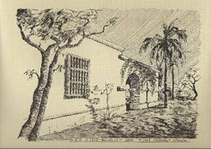 Patio Interior - Pativilca / Casa de Ivan Canaval Arnoldo Michaelsen - Artelista.com