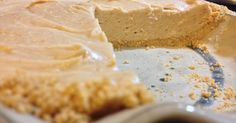 Peanut butter and cream cheese pie....so yoummy!!!!