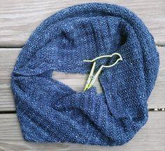 handmade by stefanie: FO Friday: Boson Cowl in Ancient Arts Yarn Merino-Silk Fingering Weight yarn