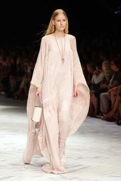 Roberto Cavalli 2014 Model: Louise Parker