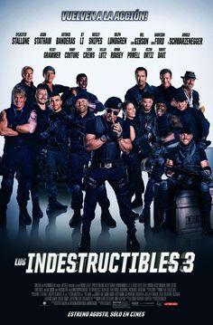 Los indestructibles III.