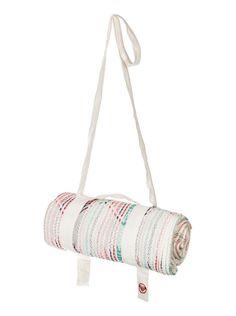 Une serviette comme un plaid déco shopping terrasse