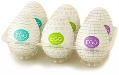 Tenga Egg (ovinho de silicone) - modelo surpresa!