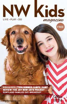 NW Kids Magazine March 2014