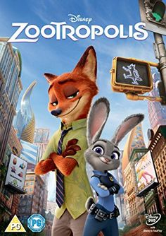 From Walt Disney Animation Studios comes a comedy-adventure set in the modern mammal metropolis of Zootopia. Officer Judy Hopps jumps at the chance to crack her first case - even if it means partnering with scam-artist fox Nick Wilde. Zootopia 2016, Bonnie Hunt, Disney Zootropolis, Disney Films, Walt Disney Animation Studios, Zooey Deschanel, Disney Movie Club, Mike Mitchell, Old Disney