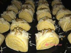 VAJDASÁGI SÓS TEKERCS Savory Pastry, Salty Snacks, Hungarian Recipes, Holiday Dinner, Sweet And Salty, Food 52, Cake Cookies, Good Food, Dessert Recipes