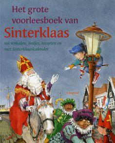 Het grote voorleesboek van Sinterklaas