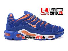 ee237b2031644 Nike Air Max Tn Tuned Requin 2016 - Chaussures Boutique Nike Running Pas  Cher Pour Homme Bleu royal Orange total Blanc 604133-801