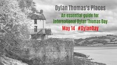 We've created the essential guide to Dylan Thomas's places to mark International Dylan Thomas Day 2019 Fern Hill, Chelsea Hotel, London Location, Dylan Thomas, The Essential, Swansea, British Library, Pilgrimage, The Locals