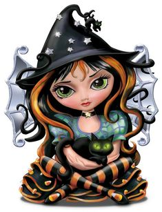 Jasmine Becket-Griffith Figurines | Jasmine Becket-Griffith 'Bewitching Tales' Figurine (US $29.99) | Love