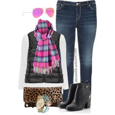 A fashion look from November 2014 featuring Silver Jeans Co. leggings, Zizzi and Lipsy ankle booties. Browse and shop related looks.