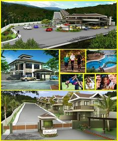 The Woodland Park Residences Yati, Liloan Cebu,Philippines Woodland Park, Cebu, Philippines, Luxury Homes, Dreams, Mansions, House Styles, Home Decor, Luxurious Homes