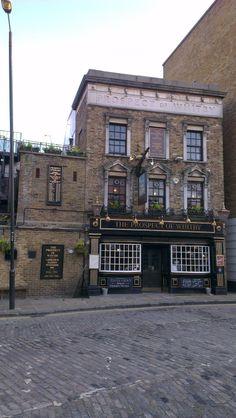 Prospect of Whitby | My Pub Odyssey