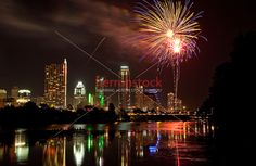 july 4th in austin tx 2015