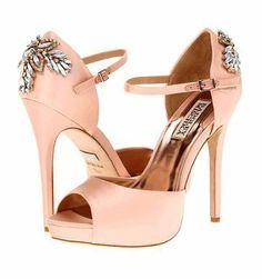 Badgley Mischka Nessa THE Shoes