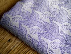 Two Birds Ink size 6 4.70m by Artipoppe on Etsy
