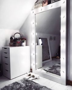 Hollywood Led Vanity Mirror in Home, Furniture & DIY, Home Decor, Mirrors   eBay!