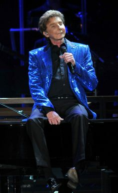 Barry Manilow Wembley Arena.