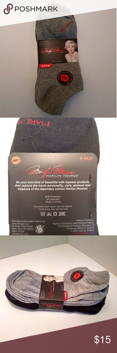 Nicole Miller Sport Liners Socks 3 pk 9-11 Black Solid White Solid or Combo NWT