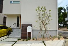 シンプルモダンの建築実例 sugar box   作品集   千葉の注文住宅なら スタジオ・チッタ