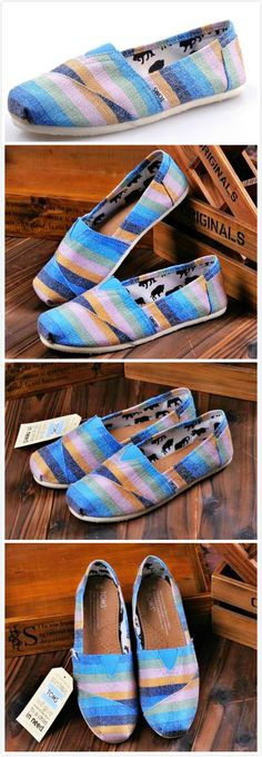 Women Stitchouts Toms blue green pink orange shoes #TOMS Shoes # #shoes #fashion #beauty Toms Outlet! $18.39 OMG!! Holy cow!